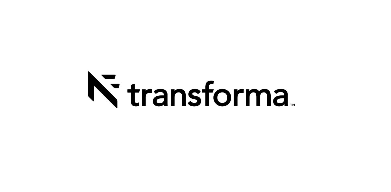 Transforma logo identity design