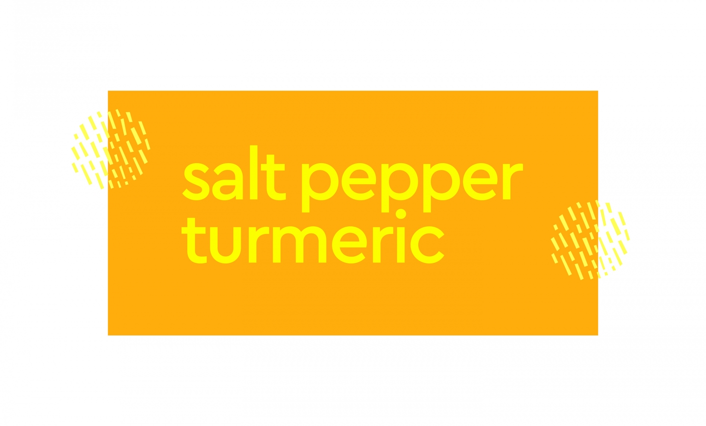 Lotus Pops Salt Pepper Turmeric flavor with patterns